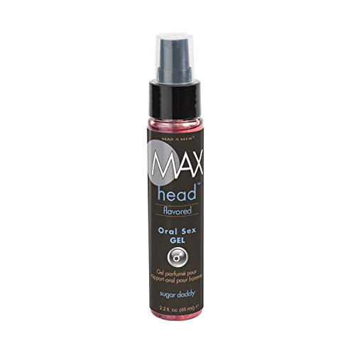Classic Erotica Max Head Oral Sex Gel, Sugar Daddy, 2.2 Ounce (Best Lube For Blowjobs)