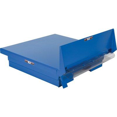 Vestil Unitilt Lift & Tilt Table - Single Scissor, 4,000-Lb., 48in.L x 48in.W, Model# UNI-P-4848-4
