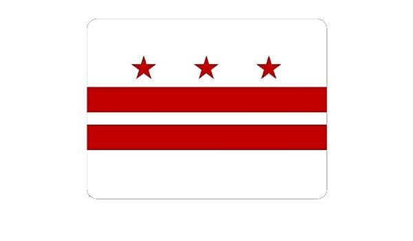 Washington DC diseño de bandera de Estado ordenador alfombrilla de ...