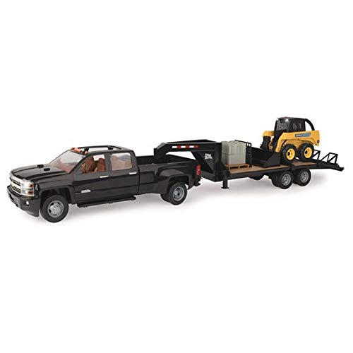1/16 Big Farm Truck with Skid Steer
