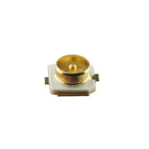 Dht Electronics 2Pcs Ipex U Fl Smd Smt Solder For Pcb Mount Socket Jack Female Rf Coaxial Connector