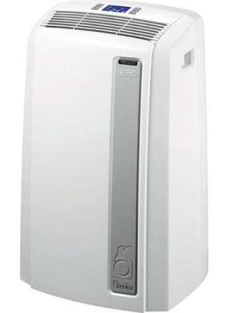 DeLonghi PAC AN 110 - Sistema de aire acondicionado portátil, color blanco: Amazon.es: Hogar