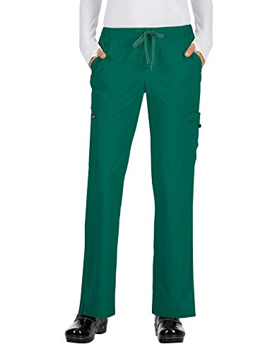 KOI Basics 731 Women's Holly Scrub Pants Hunter XS Tall