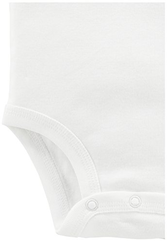 Simple Joys by Carter's Baby 7-Pack Long-Sleeve Bodysuit, White, 0-3 Months by Simple Joys by Carter's (Image #2)