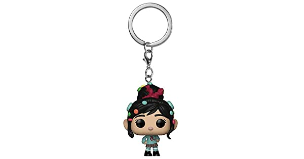 Amazon.com: Funko 33423 - Llavero de Wreck-It Ralph 2 ...