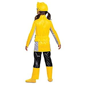 Disguise Yellow Ranger Beast Morphers Toddler Costume