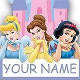 : Disney's Princesses - Wall / Door Accent Name Plate