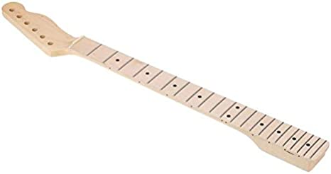 Firlar - Cuello de 22 trastes para guitarra eléctrica (madera de ...