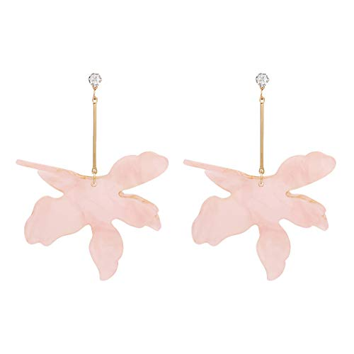 Simple Creative Butterfly Small Fresh Pendant Pendant New Earrings alloy Ladies Jewelry Gifts ()