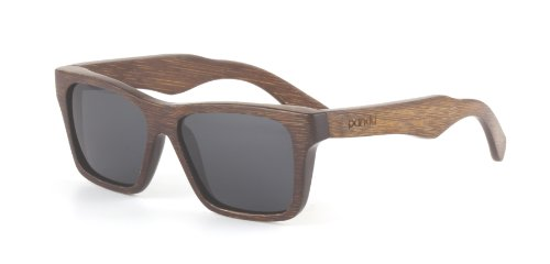 Panda Kennedy Sunglasses - Brown Color - Premium Bamboo Sunglasses That Are Lightweight, Float on Water, Stylish and Comfortable. 100% Money Back Guarantee - Add to Your Cart - Kennedy Sunglasses