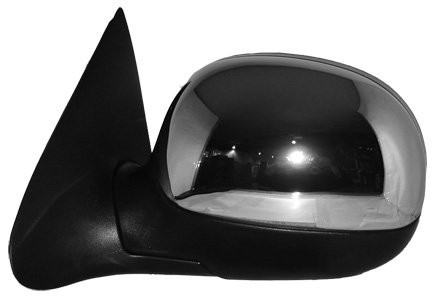 Ford F150 Manual Replacement Driver Side Mirror ()