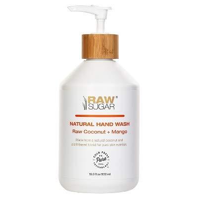 Raw Sugar Hand Wash Raw Coconut + Mango
