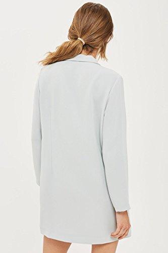 manica le per abito Anastasia menta lunga lungo donne TwPfxqd