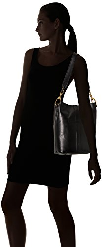 Black Ilana Bag Hobo Leather FRYE Bucket Harness Y88vq