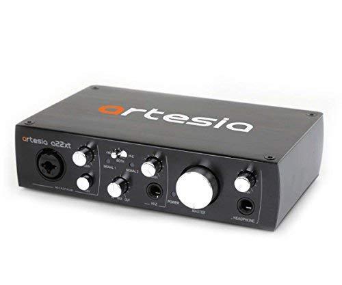 Artesia A22XT USB 2x2 Audio Interface With BitWig & Arturia Analog Lab Lite from Artesia