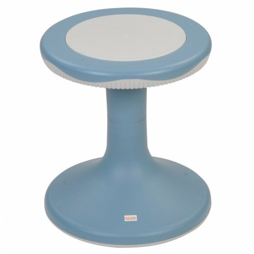 15'' K'Motion Stool - Light Blue by Kaplan Early Learning Company