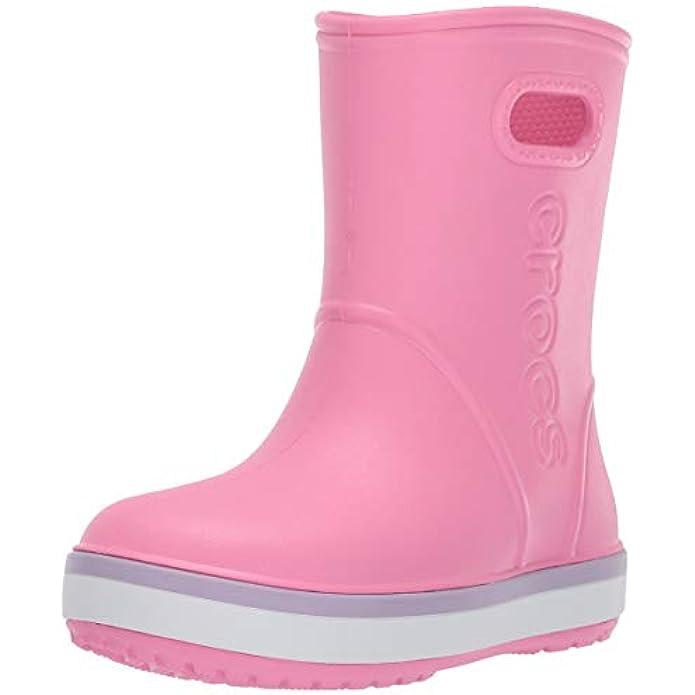 Crocs Kid's Crocband Rain Boots