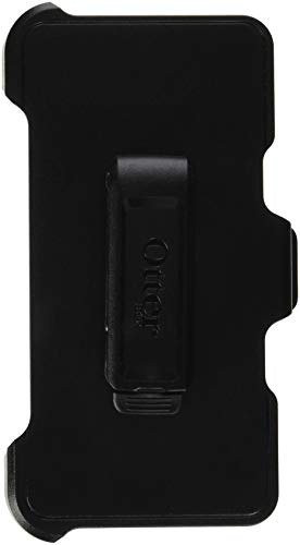 OtterBox Defender Series Holster Belt Clip Replacement for Apple iPhone 6 PLUS / 6S PLUS / 7 PLUS / 7S PLUS / 8 PLUS / 8S PLUS ONLY - Black - Non-Retail Packaging (Iphone Six Otterbox Defender Case)