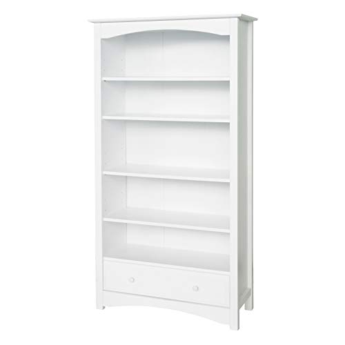 Davinci Library Set - DaVinci MDB Book Case, White