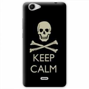 Amazon.com: Case Carcasa Wiko Pulp 4G Keep Calm - - Tete mor ...