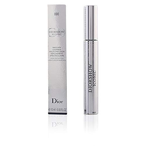 Christian Dior Iconic High Definition Lash Curler Mascara, 090 Black, 0.33 Ounce (Best Mascara For Definition)