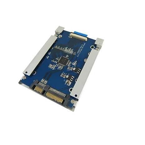 1,8 ZIF Toshiba Hitachi Samsung SSD a SATA Adaptador Tarjeta con 2 ...