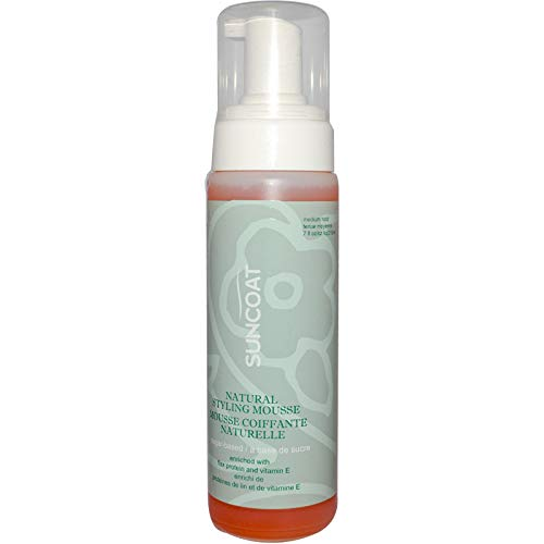 (Sugar Based Hair Styling Mousse Medium Hold 7 Ounces)