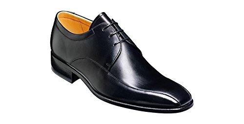 Barker Shoes - Zapatos de cordones de Piel para hombre Negro negro