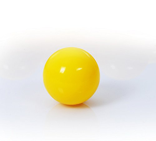 Bolas para piscina de bolas de Koenig-Tom, organizadas por colores, 15 colores a elegir, amarillo: Amazon.es: Juguetes y juegos