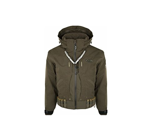 Drake Guardian Elite Flooded Timber Jacket - Insulated Green Timber XL