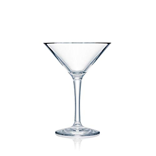 (Strahl Martini Glasses, 10-Ounce, Set of 4)