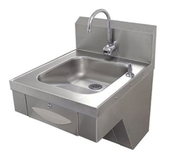 Physically Challenged Hand Sink - 3