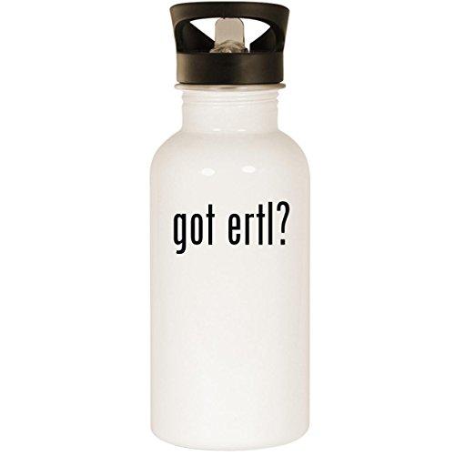 got ertl? - Stainless Steel 20oz Road Ready Water Bottle, - Gator Get John Deere Around Ertl