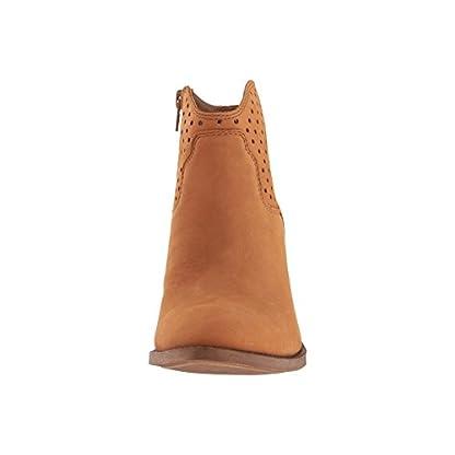 Lucky Brand Women's Eller Café Elk Nubuck Boot 3