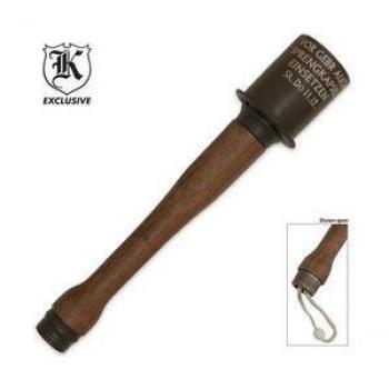 BudK WWII German Stick Grenade Replica, Outdoor Stuffs