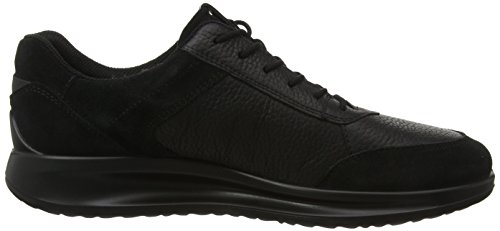Ecco Homme Baskets 51052 Schwarz Aquet black rvCEwrxqP