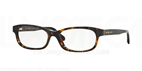 4cc42666eea Image Unavailable. Image not available for. Color  BURBERRY Eyeglasses BE  2202 3002 Havana 54MM