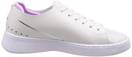 118 Lacoste Violet Blanc Basket Eyyla White Femmes 1 Light XqqCw7Z