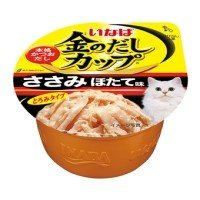 INABA Chicken fillet Scallop in Gravy ( 70g.x 4 pcs.)