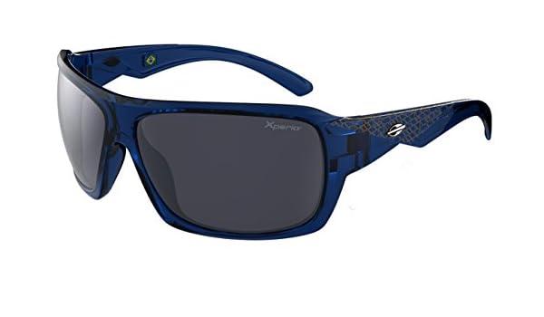 Gafas de Sol Malibu azul escuro con lentes gris polarizado: Amazon.es: Ropa y accesorios
