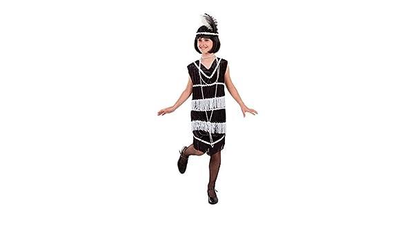 DISBACANAL Disfraz años 20 para niña - -, 12 años: Amazon.es ...