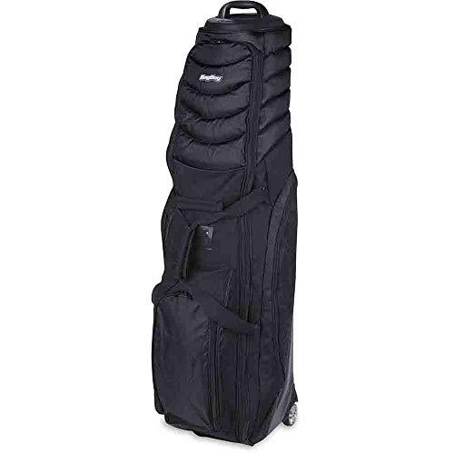 (Bag Boy T-2000 Travel Cover, Black/Black)