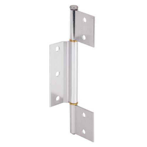 Prime-Line K 5093 Screen Door Hinge with 1/8-Inch Offset, Aluminum