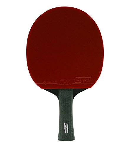 XIOM MUV 9.0S Table Tennis Racket (Best Pre Made Table Tennis Racket)