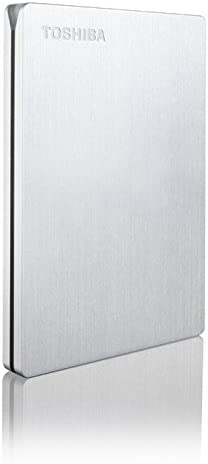 Toshiba Canvio Slim for Mac - Disco Duro Externo de 1 TB (USB 3.0 ...