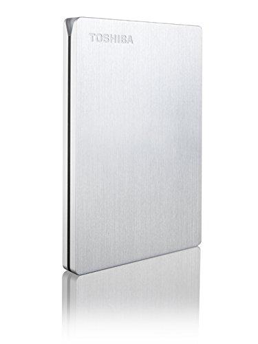 55 opinioni per Toshiba Stor.e Slim HDD Esterno 2,50 Pollici, USB 3.0, 500 GB, Autoalimentato,