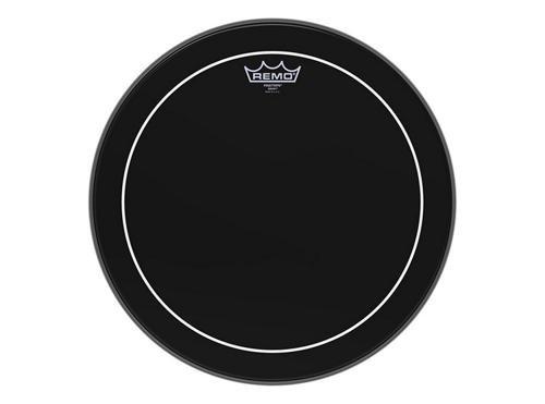 Pinstripe 16 - Remo ES0616PS Ebony Pinstripe Drum Head, 16-Inch