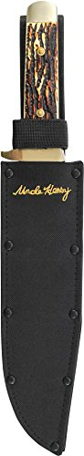 Uncle Henry 184UH Full Tang Bowie Fixed Blade Knife