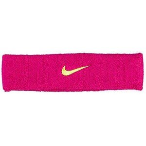 Nike Swoosh Serre-tête Rouge Et Or