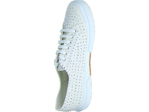 bianco Eu 42 Sneaker Donna Superga Bianco SxOgwtq6